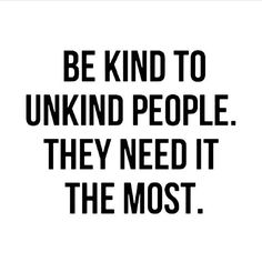 ✨ | Be kind | ✨