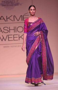 Shruti Sancheti - Lakme Fashion Week Winter Festive 2013