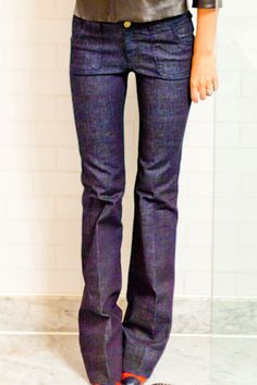 I really want these and they're sold out. Dangit. Lowrise Vintage - Indigo | EmersonMade