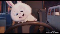 Cartoon Gifs, Cute Cartoon Wallpapers, Snowball Rabbit, Scary Movie 2, Rabbit Wallpaper, Cute Funny Cartoons, Cute Baby Bunnies, Cute Cartoon Pictures, Disney Princess Art
