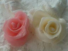 Cristina's world: Trandafirasi din caramele