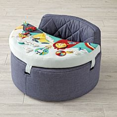 Playtime Pals Activity Chair | The Land of Nod