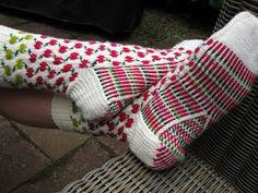 HjemmeUte: sokker