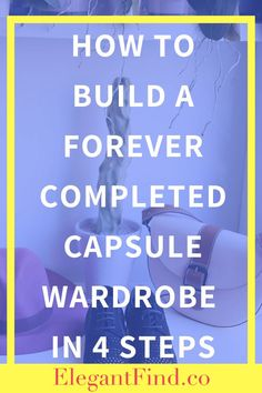 Would you like a year round capsule wardrobe that will always satisfied you, providing the fredom to go where you want, when you want? Find here the 5 steps to get it.