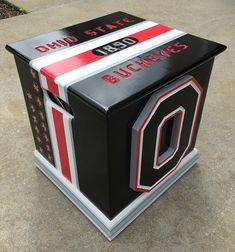 Ohio State Buckeyes Inspired 'Blackout'storage Ohio
