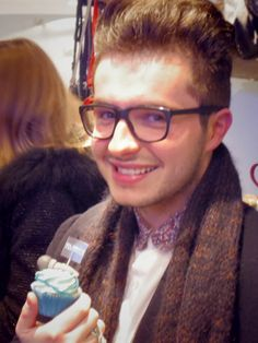 olympe, the voice, special guest, petite mendigote, daisy cake, cupcakes, cake shop, paris, fashion