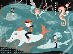 Illustration for children - Orit Bergman