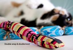 One seam cat toys -- sew them ahead of time and let the kids fill and tie them.