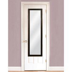 MCS Industries Over-the-Door Mirror in Bronze