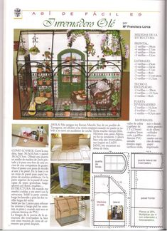 how to build a Greenhouse (part 1) by Casita Mini