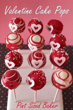 Valentine's Craft and Dessert Ideas
