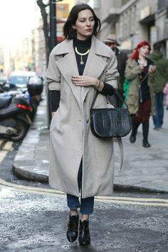 Street Style: London Men's Fashion Week. Photo by Anthea Simms.