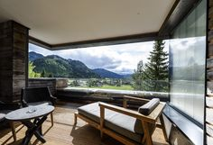 Suite Abendrot  #Hotel #Jungbrunn #Tannheimertal #Tirol #Ausblick #Suite #Abendrot Windows, Lifestyle, Deco, Architecture, Good Times, Places, Vacation, Deko, Dekorasyon