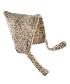 Another great find on #zulily! Huggalugs Tan Marled Forest Path Knit Hat by Huggalugs #zulilyfinds