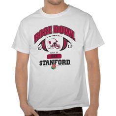 Stanford Rose Bowl Alumni Tees