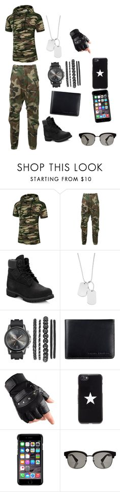"""josh"" by josuewhite ❤ liked on Polyvore featuring R13, Timberland, Variations, Status Anxiety, Givenchy, County Of Milan, Gucci, men's fashion and menswear"