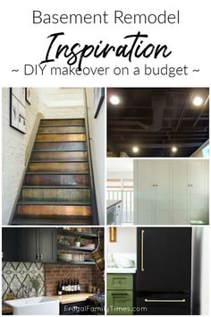Remodeling the basement Inspiration: Cozy, industrial underground pub & hobby room We are … – cozy home warm