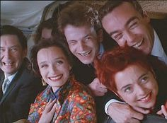 Four Weddings and a Funeral (1994)  Laughed AND cried....