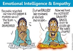 """Emotional Intelligence Cartoon 