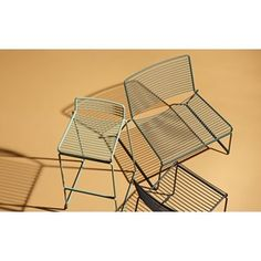 HAY - Hee Lounge Chair - Set of 2 featured on Rypen