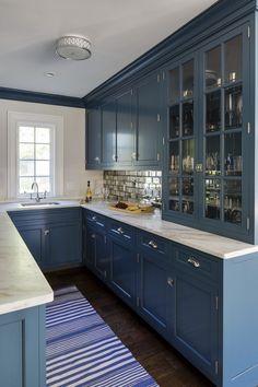 Kitchen design - 50 large kitchen cabinets and genius storage ideas 10 – Kitchen design Home Decor Kitchen, Interior Design Kitchen, Diy Kitchen, Kitchen Furniture, Home Kitchens, Kitchen Ideas, Pantry Ideas, Pantry Diy, Kitchen Layout
