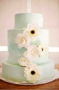 51 Reasons To Crave A Mint Themed Wedding // AND THIS!!!