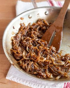 How To Caramelize Onions Cooking Lessons from The Kitchn | The Kitchn