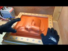 Vacuum Former Press for forming Kydex holsters and sheaths: DIY - YouTube