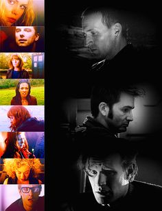 Doctors Nine, Ten and Eleven ...  Companions Who Have Had Adventures with One, Two, Three, Four, Five, Nine, Ten and Eleven