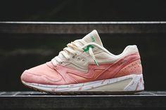 """Saucony Grid 8000 """"Shrimp Scampi"""" - EU Kicks: Sneaker Magazine"""