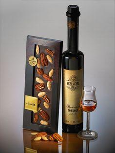 PÁLINKA POHÁRRAL ÉS CSOKOLÁDÉVAL Whisky, Wine Rack, Luxury, Storage, Hungary, Handmade, Furniture, Home Decor, Kitchens