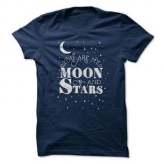 Moon And Stars T Shirts, Hoodies. Get it here ==► https://www.sunfrog.com/Holidays/Moon-And-Stars.html?57074 $21.99