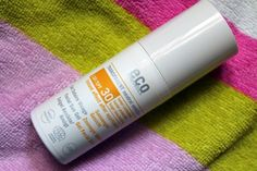 ECO COSMETICS | Sonnengel LSF 30 transparent, neutral, sensitiv *ONCE UPON A CREAM Vegan Beauty Blog*