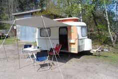 Eriba Puck, Hymer, Tiny Camper, Camper Awnings, Motorhome, Campers, Touring, Recreational Vehicles, Jeep