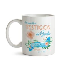 esposa /¡Dale esta hermosa taza a Virginia en tu vida Cumplea/ños de su novia madre o hermana: /¡le encantar/á! Taza de porcelana Cute Pink Unicorn Virginia Gift
