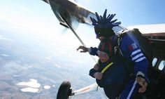 Tandem Skydive Jump Experience for One or Two from 10.500ft at Jump Georgia Skydiving (Up to 44% Off)