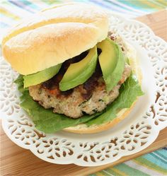 Turkey Vegetable Burgers. Flavorful, yet healthy! Gluten-free, paleo and kid-friendly.