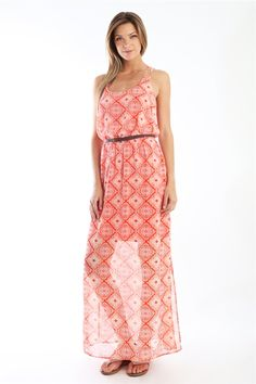 Printed Maxi Dress - Kut from the Kloth