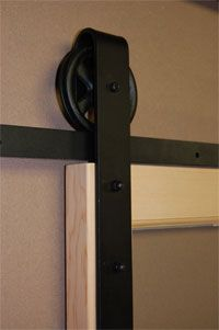 hardware for sliding barn door