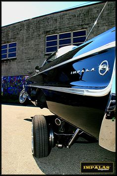 64 on 3, beautiful impala