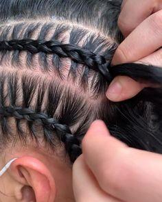 Hair Twist Styles, Hair Ponytail Styles, Natural Hair Styles, Long Hair Styles, Mens Braids Hairstyles, Kids Braided Hairstyles, Hairstyles Videos, Cornrows Natural Hair, Box Braids