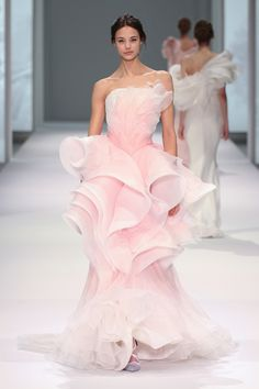 RUNWAY: Ralph and Russo Spring Summer 2015 Couture Collection