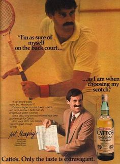 Catto's Gold Label Scotch Whiskey (1979)