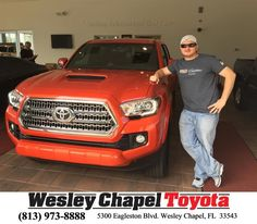 #HappyBirthday to Joshua from Glenn Deller at Wesley Chapel Toyota!  https://deliverymaxx.com/DealerReviews.aspx?DealerCode=NHPF  #HappyBirthday #WesleyChapelToyota