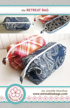 Retreat Bag Cover