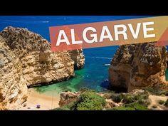 Algarve - Portugal :: 3 lugares para visitar em 3 minutos - via 3em3