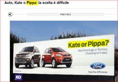 """..atroce dubbio: KATE o PIPPA???  ..ecco, siete perplessi???! Anche NOI! ..e non solo per la """"scelta"""".."""
