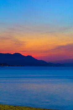 Photo by Min An. Check out Min's profile: https://www.pexels.com/u/minan1398/ #sea #dawn #landscape