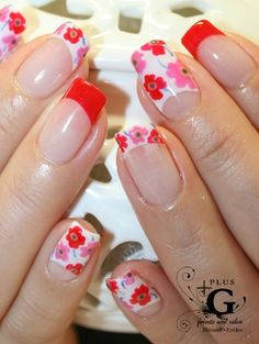 Don't like the half circle at the bottom of the nails