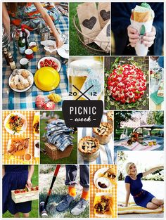 Is your Monday morning off to a summery start yet? Well it's about to be, 'cause today we're kicking off an entire week devoted to summer picnics here on CamilleStyles.com! Our whole team has been ...